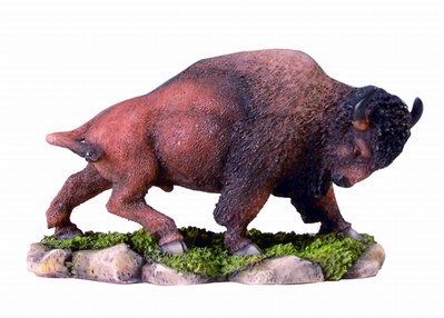 BISON-FIGURINE-DISPLAY-FUN (6179)