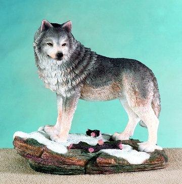 WOLF-FIGURINE-DISPLAY-FUN (5634)
