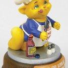 CHEF CAT-CUTIE-FIGURINE (6550)