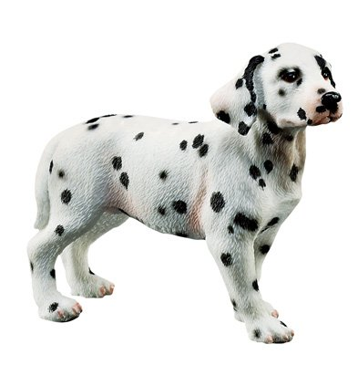 DALMATIAN-PUPPY-DOG FIGURINE CUTE (6320s)