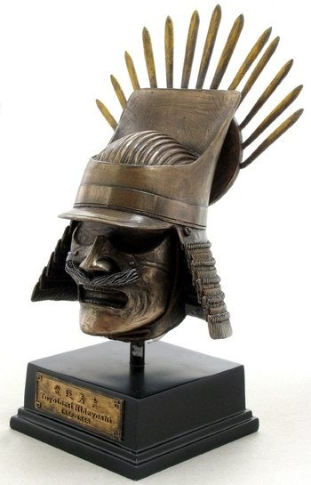 HELMET of TOYOTOMI HIDEYOSHIA-SAMURAI (6805)
