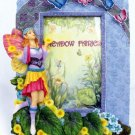 FAIRY PHOTO FRAME- 4 IN X 6 IN-FIGURINE-STATUE (6697)