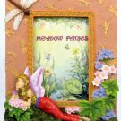 FAIRY PHOTO FRAME- 4 IN X 6 IN-FIGURINE-STATUE (6695)