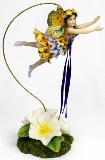 LITTLE WILWOOD FAIRY-HANGING-FIGURINE-STATUE (6682)