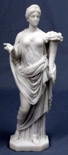 PRINCESS JULIO-CLAUDIENNE-GREEK FIGURINE-STATUE (6822)