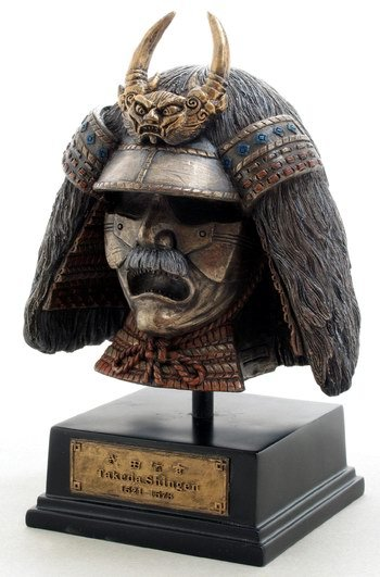 HELMET of TAKEDA SHINGEN-SAMURAI (6807)