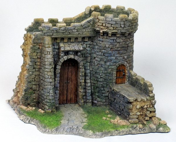 MEDIEVAL KNIGHT FOR DISPLAY STAND (FIGURINES NOT INCLUDED) (6924)