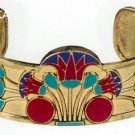 ANCIENT EGYPTIAN CLEOPATRA LOTUS BRACELET (2439S)