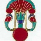ANCIENT EGYPTIAN COBRA PENDANT NECKLACE (2446S)