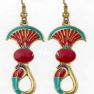 ANCIENT EGYPTIAN COBRA EARRING (2447S)