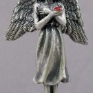 SET OF 6 PEWTER FAIRYFIGURINE-STATUE  (6925)