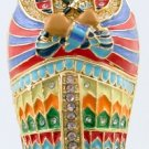KING TUT JEWELED BOX-EGYPTIAN (3378)