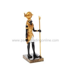 EGYPTIAN HORUS-SUN GOD- FIGURINE (6125)