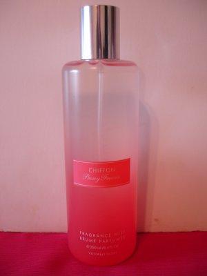 Victoria's Secret Chiffon Peony Fresia Fragrance Mist Parfume