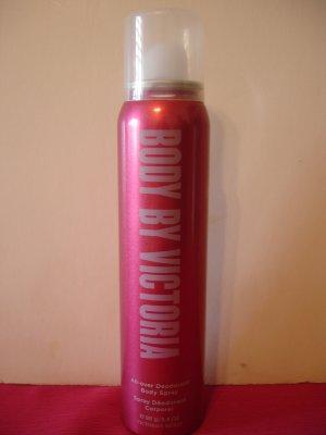 Victoria's Secret Body By Victoria All Over Deodorant Body Spray