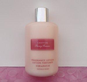 Victoria's Secret Chiffon Peony Freesia Fragrance Lotion