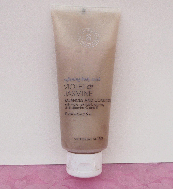 Victoria's Secret Violet & Jasmine Softening Body Wash