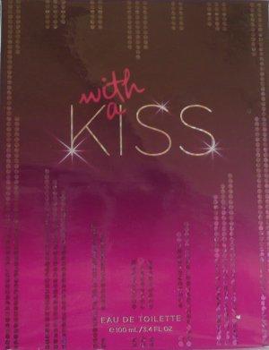 Victoria's Secret With A Kiss Eua De Toilette Limited Edition