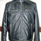 New Men Leather jacket Men jacket leather jacket for men motorcycle jacket biker jacket (Etor)