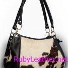 Ruby Leather`s women handbag,cowhide leather bag, ladies handbag, ladies purse style(ART-627