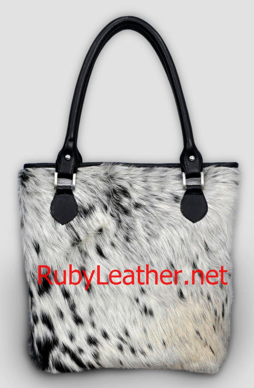 cowhide leather bag ladies handbag women handbag style (ART-622
