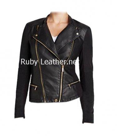 women lamb leather jacket Free Shipping to Australia & NewZealand