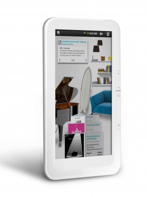 Oaxis eReader Android
