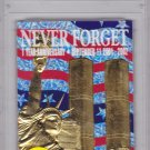 Commorative 9/11 Gold Graded Card