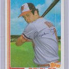 Cal Ripken Rookie 1982 Topps Traded