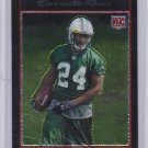 DARRELLE REVIS ROOKIE 2007 BOWMAN CHROME #BC10