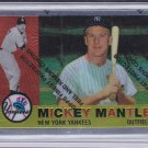 MICKEY MANTLE 1996 TOPPS FINEST #350 NICE CARD!