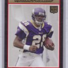 ADRIAN PETERSON ROOKIE 2007 BOWMAN GOLD #126