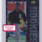 MICHAEL JORDAN ROOKIE 1994 UPPER DECK ELECTRIC DIAMOND STAR ROOKIE #19