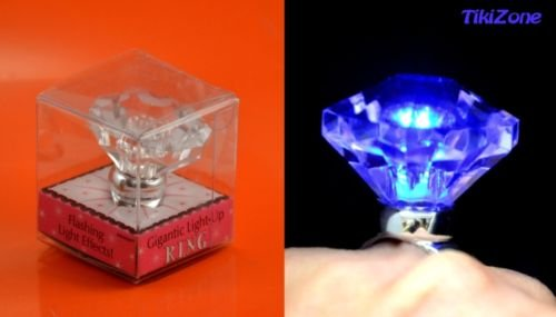 Giant Novelty Engagement Ring - Bachelorette Party Gift