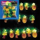 Tropical Tiki Lights for your next Luau - Pineapple