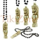 Hawaiian/Parrothead Tiki Necklace (Wholesale 12 Pack)