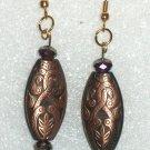 Z012 dangle ear rings