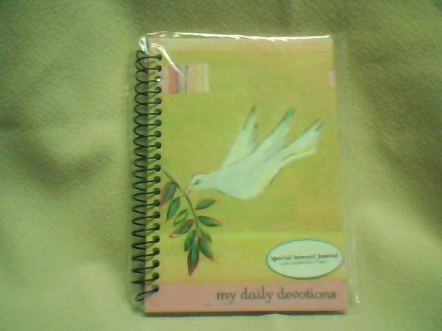My Daily Devotions- Special Interest Journal