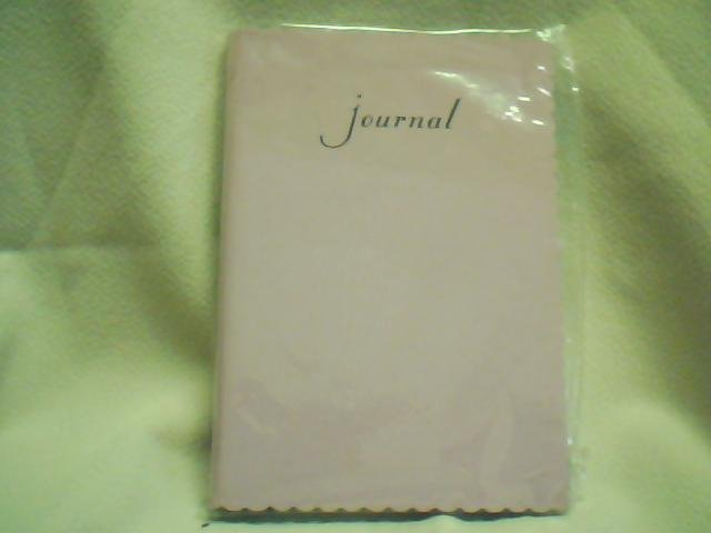 Leather Journal- Pink