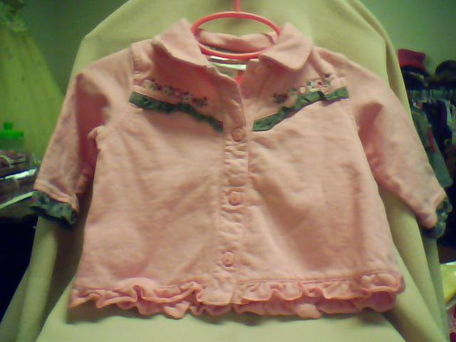 "Infant ""Western"" Shirt"