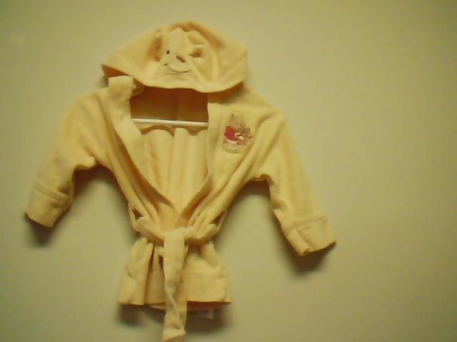 Pooh Bear Bath Robe