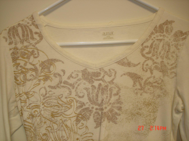 Long Sleeve T-Shirt, Size S