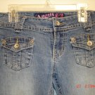Stretch Capri, Size 3