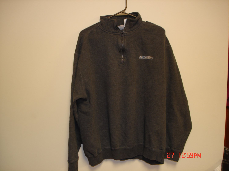 Sweatshirt, Size XL