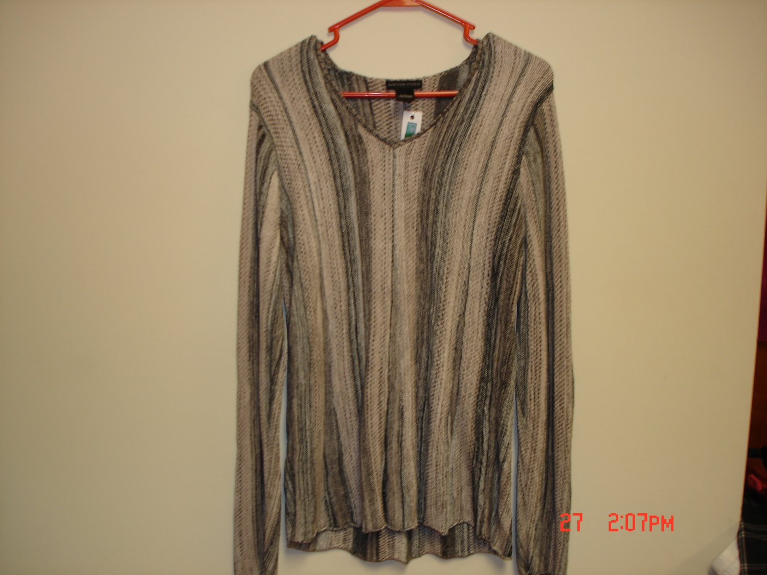 Sweater, Size XL