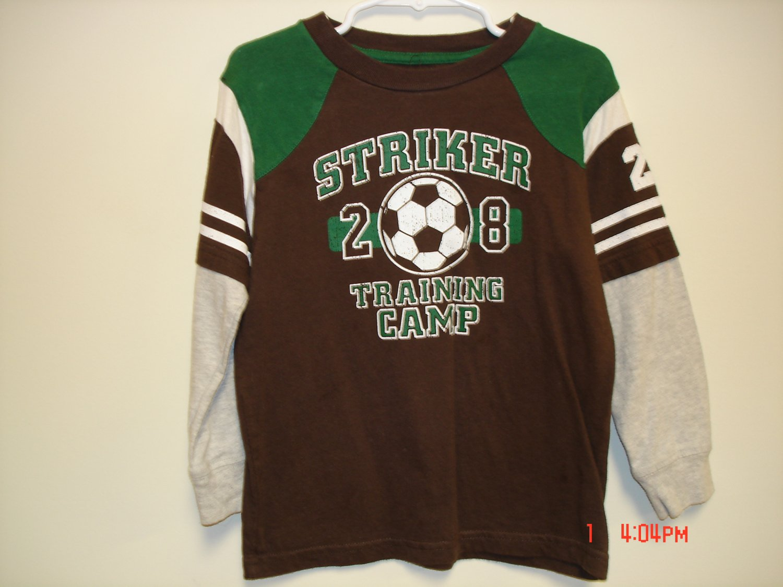 Long-Sleeve T-shirt, Size 4T