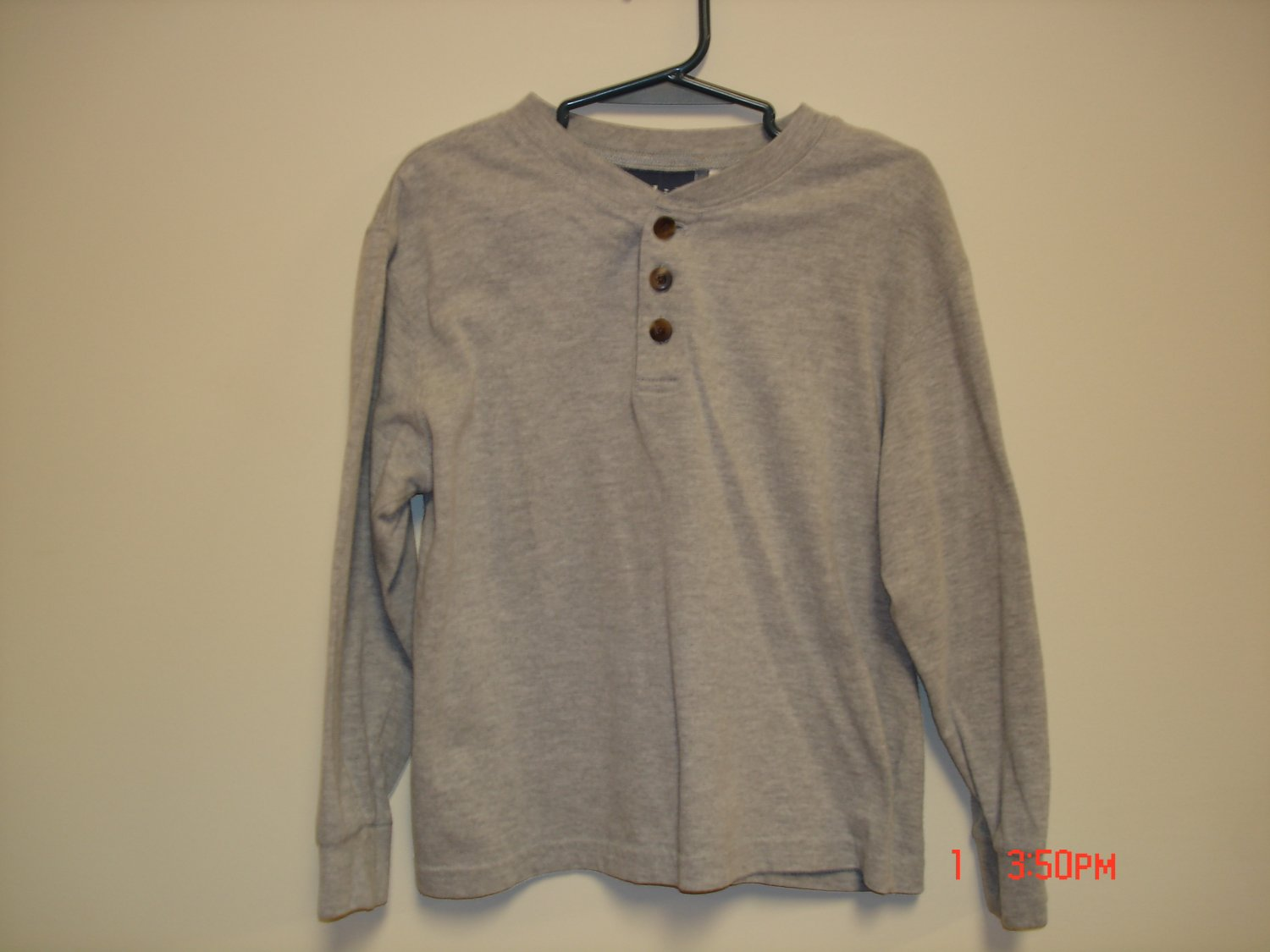 Long-Sleeve T-Shirt, Size 5/6