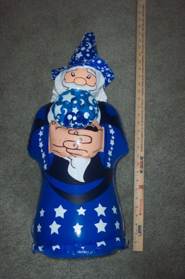 INFLATABLE WIZARD - Toy Inflate