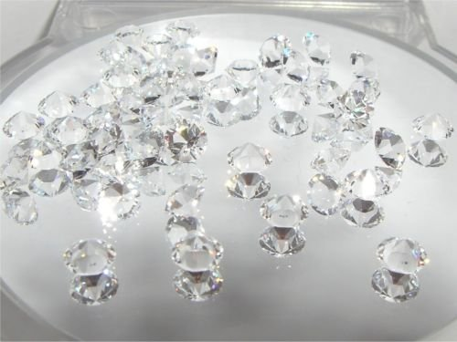 5.3mm Clear Pointed Table Crystals SWAROVSKI ELEMENTS