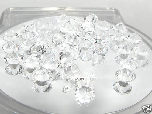 7.1mm Wedding Table Crystals Clear  SWAROVSKI ELEMENTS